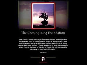 The Coming King Foundation